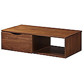 Jual Bella Coffee Table - Walnut