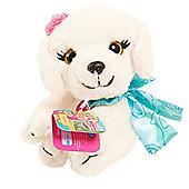 Barbie Great Puppy Adventures Plush - White Puppy