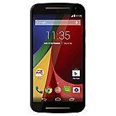 Tesco Mobile Motorola Moto G™ (2nd Generation) +4G Black