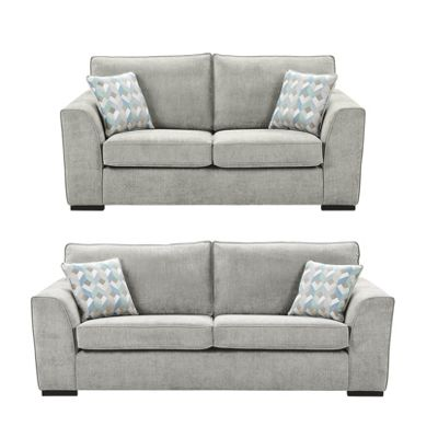 3 Seater Sofa Set From Our Fabric Sofas