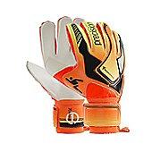 Precision Goalkeeping Heatwave Goalie Gloves - Sizes 2 - 11 - Orange