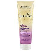 John Frieda Sheer Blonde Colour Renew Tone-Correcting Shampoo 250ml