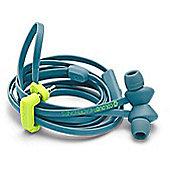 Coloud No4 In-Ear Blue Headphones