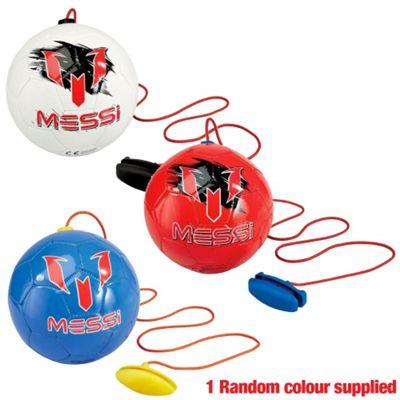 Outdoor Football Messi Training Ball (1 Random Colour Supplied)