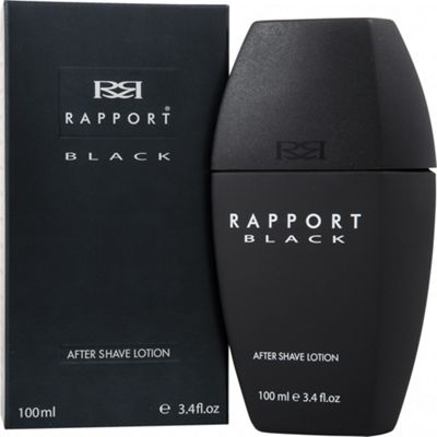 Dana Rapport Black Aftershave Lotion 100ml For Men