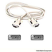 Belkin Monitor VGA Cable DB15 (Male to Male) 2 m
