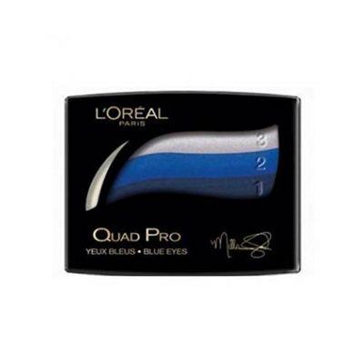 LOreal Quad Pro Eye Shadow - 358 Midnight Blue