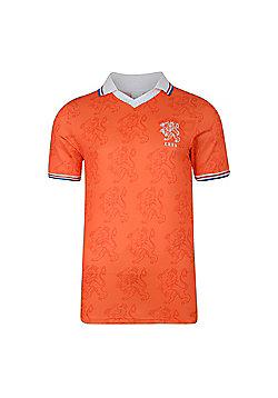 Holland 1994 Home Shirt - Orange