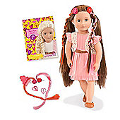 Our Generation Hair Grow Doll - Parker