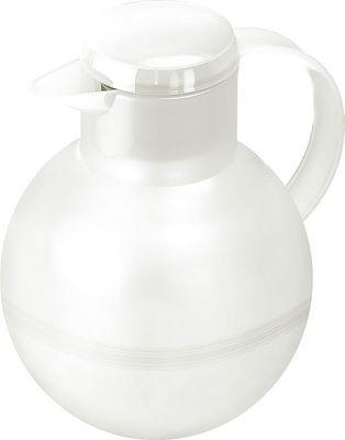 EMSA Solera Tea Vacuum Jug, 1.0L, Translucent White