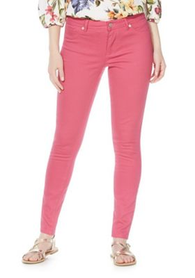 JDY Skinny Jeans Hot Pink XS