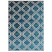 Light And Bright Native Teal Rug 160x230cm