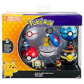 Pokemon Clip n Carry Poke Ball Multi Pack