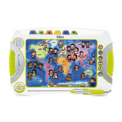 Little Tikes iTikes Discover Map