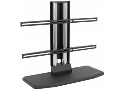 Universal Black Table Top Stand for Plasma and LCD TV s