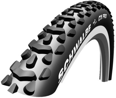 Schwalbe CX Pro Performance Dual Compound Rigid in Black - 700 x 30mm