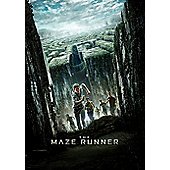 The Maze Runner Blu-Ray + Digital HD UV
