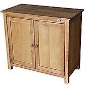 Homegear Solid Oak Sideboard