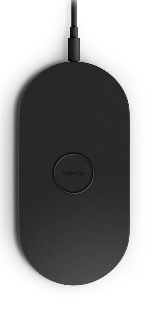 Nokia DT-900 Wireless Charging Plate for Nokia Lumia 820/920 Black
