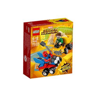 LEGO Mighty Micros: Scarlet Spider vs. Sandman - 76089