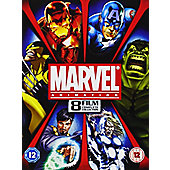 Marvel Complete Animation Collection DVD