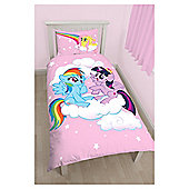 My Little Pony Reversible Single Duvet Set