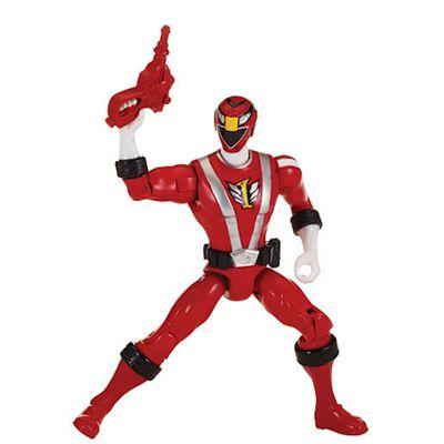 Power Rangers Super Megaforce - 12.5cm R.P.M. Red Ranger Action Figure