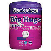 Slumberdown Big Hugs 4.5 Tog Single Duvet