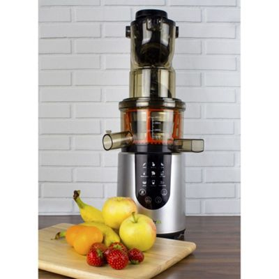electriQ IQWFSL Whole Fruit Slow Juicer Smoothie and Salad Maker
