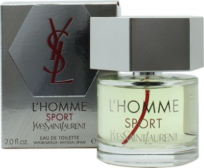 Yves Saint Laurent L'Homme Sport Eau de Toilette (EDT) 60ml Spray For Men