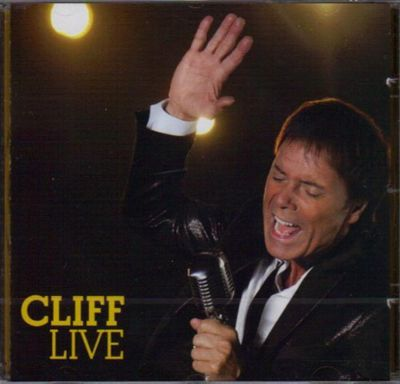 CLIFF LIVE TESCO EXCLUSIVE