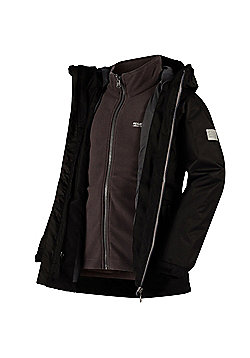 Regatta Boys Luca IV 3-1 Jacket - Black