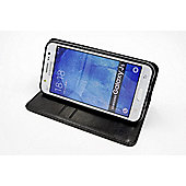 Samsung Galaxy J5 Black Book Case