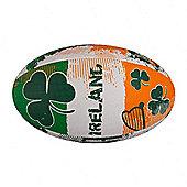 Optimum Nation Ireland Rugby League Union Ball - Size 5