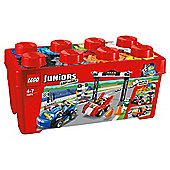 LEGO Juniors Race Car Rally Bucket 10673