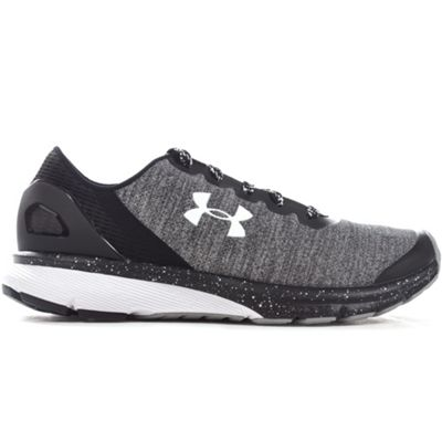 Under Armour Charged Escape Womens Running Trainer Black - UK 4