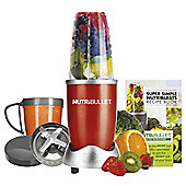 Nutribullet 600   Juicer Blender - Red