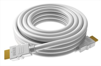Vision TC 2MHDMI 2m HDMI White cable to