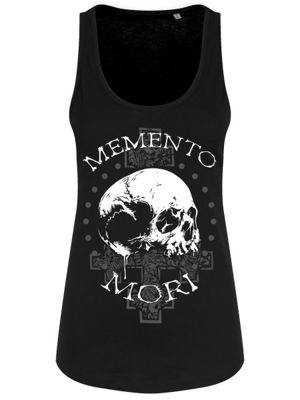 Memento Mori Ladies Black Floaty Vest