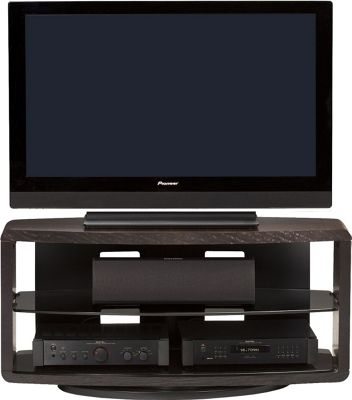 BDI Espresso Stained Oak TV Unit For Up To 50 inch TVs