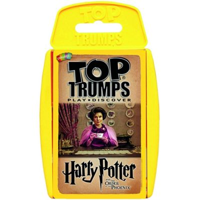 Top Trumps - Harry Potter & The Order of the Phoenix