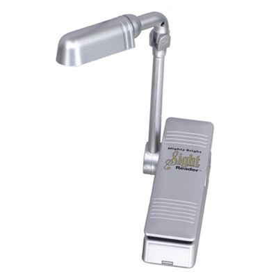Mighty Bright ML-1 Stand Light Silver