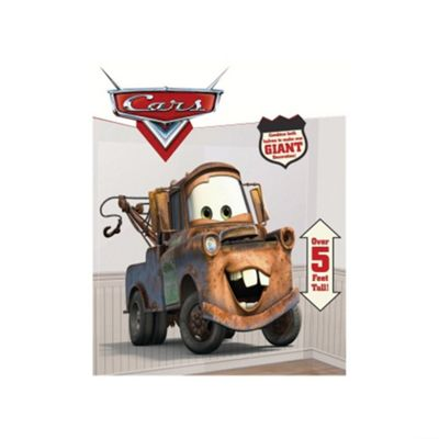 Cars Tow Mater Add On Scene Setter Plastic Party Accessories