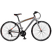 "Claud Butler Urban 200 20"" Hybrid Bike 700c Alloy Frame"
