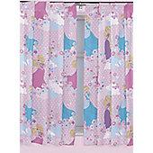 Disney Princess Dreams Curtains 66 inch x 72 inch (168cm x 183cm)