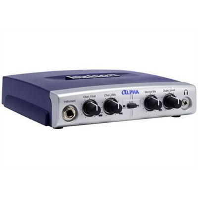 Lexicon Alpha Desktop USB Recording Studio
