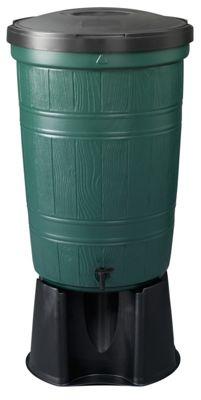 Large garden lake 200 litre water butt kit
