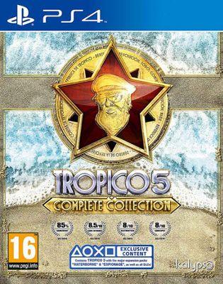 TROPICO 5 - GOLD EDITION (PS4)