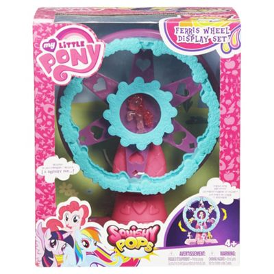 My Little Pony Squishy Pops Ferris Wheel Playset