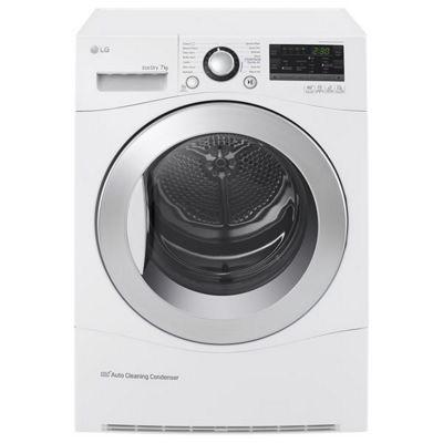 LG Eco Jupiter Tumble Dryer - RC7055AH2M